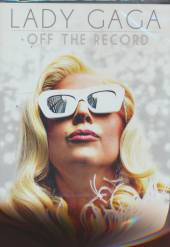 LADY GAGA  - DVD OFF THE RECORD