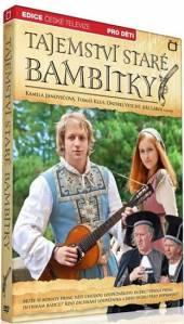 ROZPRAVKA  - DVD TAJEMSTVI STARE BAMBITKY