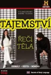 DOKUMENT  - DVD TAJEMSTVI RECI TELA - DIGIPACK