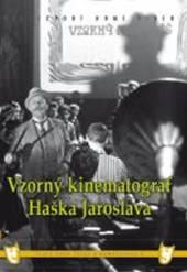 FILM  - DVD VZORNY KINEMATOGRAF HASKA JAROSLAVA