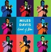 DAVIS MILES  - CD KIND OF BLUE
