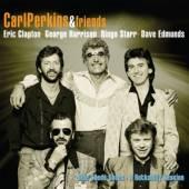 CARL PERKINS & FRIENDS  - 2xCD BLUE SUEDE SHOE..