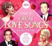 VARIOUS  - 3xCD STARS OF GREAT LOVE SONGS