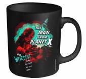 PLAN 9 - MAN FROM PLANET X  - HRN THE MAN FROM PLANET X [HRNČEK]