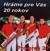PROGRES  - CD 27. HRAME PRE VAS 20 ROKOV
