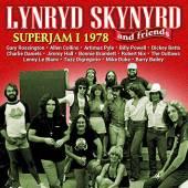 LYNYRD SKYNYRD  - CD SUPER JAM 1978