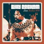 BILLY COBHAM  - CD+DVD LIVE ELECTRIC..