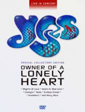 YES  - DVD OWNER OF A LONELY HEART