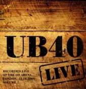 UB 40  - VINYL LIVE 2009 VOL.1 [VINYL]