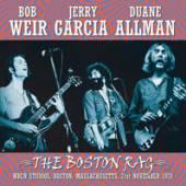 ALLMAN GARCIA & WEIR  - CD BOSTON RAG