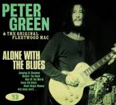 GREEN PETER  - 2xCD ALONE WITH THE BLUES