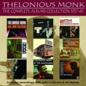 THELONIOUS MONK  - CDB THE COMPLETE ALB..