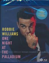 WILLIAMS ROBBIE  - BRD ONE NIGHT AT THE PALLADIUM [BLURAY]