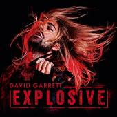 GARRETT DAVID  - CD EXPLOSIVE