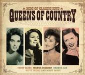 VARIOUS  - 2xCD QUEENS OF COUNTRY