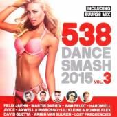 VARIOUS  - CD 538 DANCE SMASH 2015/3