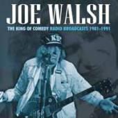 JOE WALSH  - CD THE KING OF COMEDY