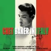 BAKER CHET  - 2xCD IN ITALY