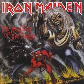 IRON MAIDEN  - CD NUMBER OF THE BEAST