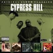 CYPRESS HILL  - 5xCD ORIGINAL ALBUM CLASSICS