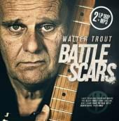 TROUT WALTER  - 2xVINYL BATTLE SCARS [VINYL]