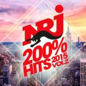 VARIOUS  - 2xCD NRJ 200% HITS 2015 VOL.2