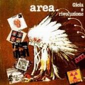 AREA  - CD GIOIA E.. -REISSUE-