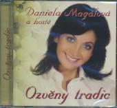 MAGALOVA DANIELA  - CD OZVENY TRADIC 1