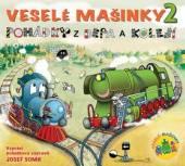 ROZPRAVKA  - CD VESELE MASINKY 2 (CESKY JAZYK)