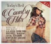 VARIOUS  - CD TODAY'S BEST COUNTRY HITS