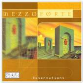 MEZZOFORTE  - CD OBSERVATIONS