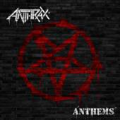 ANTHRAX  - CD ANTHEMS