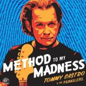 CASTRO TOMMY & PAINKILLE  - CD METHOD TO MY MADNESS