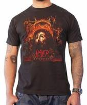 SLAYER =T-SHIRT=  - TR REPENTLESS -S- BLACK