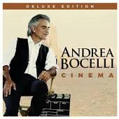 ANDREA BOCELLI  - CD CINEMA (13+3 TRAX)