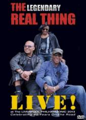 LEGENDARY REAL THING  - DVD LIVE