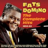 DOMINO FATS  - 3xCD COMPLETE HITS 1950-62