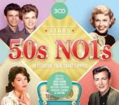 VARIOUS  - 3xCD STARS - 50S NO.1S
