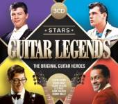 VARIOUS  - CD STARS OF GUITAR LEGENDS