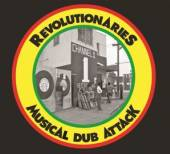 REVOLUTIONARIES  - CD MUSICAL DUB ATTACK