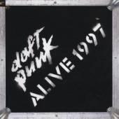 DAFT PUNK  - CD ALIVE 1997