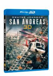 FILM  - 2xBRD SAN ANDREAS 2BD (3D+2D) [BLURAY]