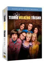 FILM  - 3xDVD TEORIE VELKEHO TRESKU 8.SERIE 3DVD