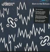 BORN IN THE ECHOES CD - supershop.sk