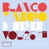 VARIOUS  - 2xCD BLANCO Y NEGRO DJ...25