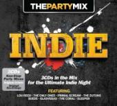 VARIOUS  - 3xCD PARTY MIX - INDIE