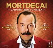 BONFIGLIOLI KYRIL  - CD MORTDECAI / ZAHADNY PRIPAD S KNIREM