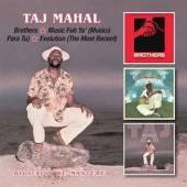 MAHAL TAJ  - 2xCD BROTHERS/MUSIC FUH..
