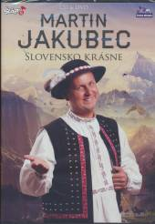 JAKUBEC MARTIN  - 4xCD+DVD SLOVENSKO KRASNE