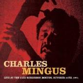 CHARLES MINGUS  - CD LIVE AT THE JAZZ ..